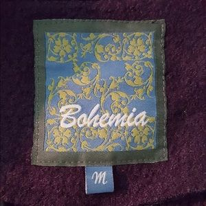 Bohemia of Sweden Jackets & Coats - Bohemia of Sweden One Button Sweater Coat SZ M